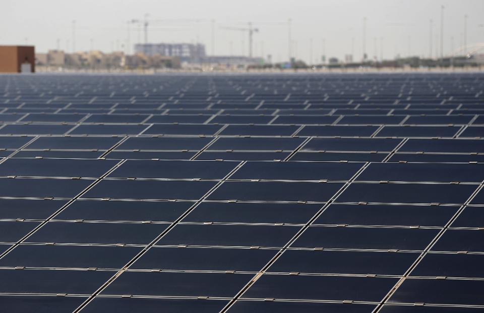 ارزان ترین مزرعه خورشیدی
