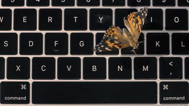 داستان طولانی کیبورد پروانهای مکبوکها سرانجام به پایان رسید