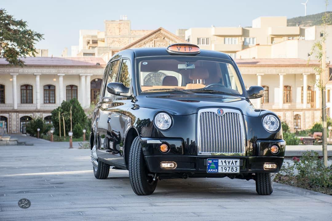 تاکسی لندن تبریز