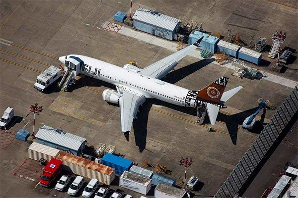 از سرگیری تولید بوئینگ ۷۳۷ مکس با وجود عدم مجوز برای پرواز