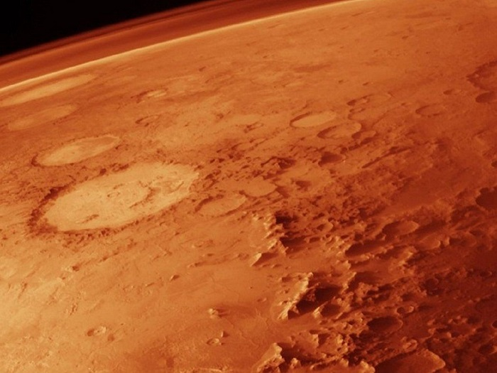 مریخ چین