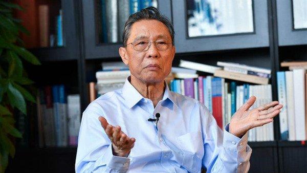 هشدار ژونگ نانشان نسبت به موج دوم شیوع ویروس کرونا در چین