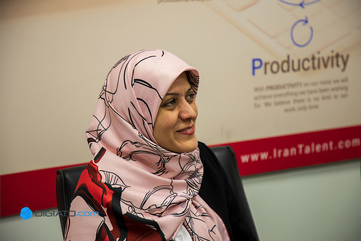 مدیرعامل ایران تلنت