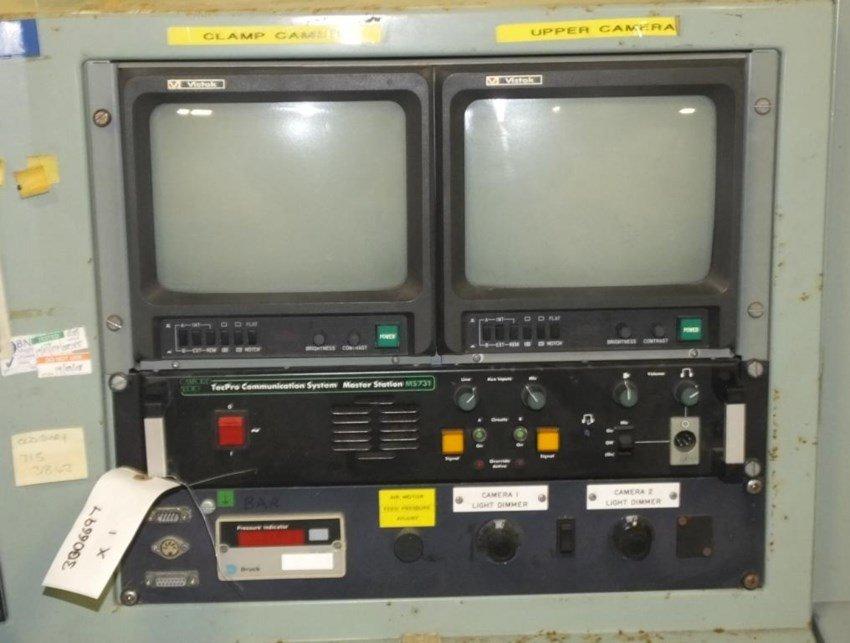 Ex Nuclear Plant Reactor Control Monitoring System 1 کنترل پنل نیروگاه هستهای سر از حراجی درآورد؛ ثبت دهها پیشنهاد برای خرید اخبار IT