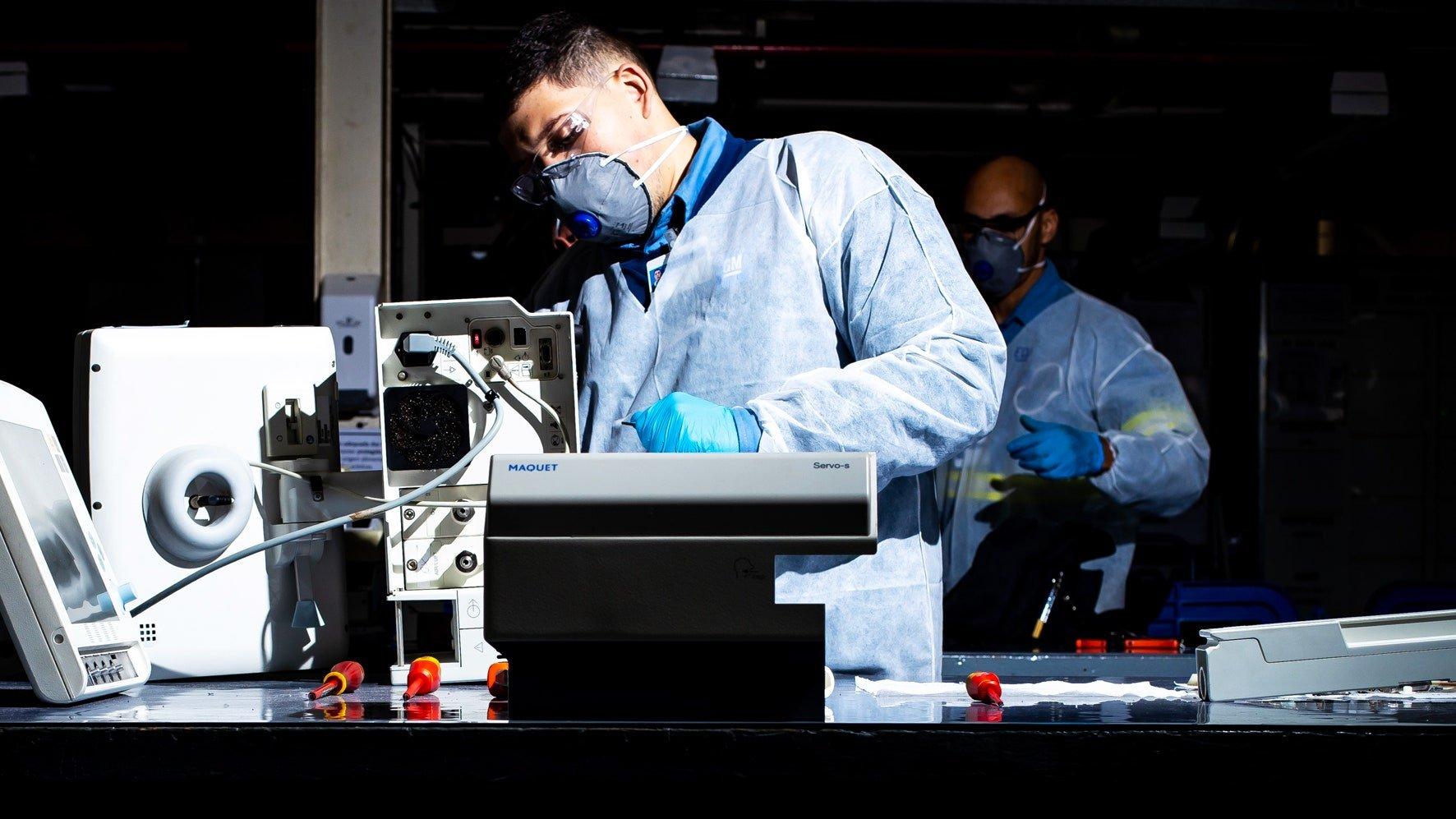 تعمیر تجهیزات پزشکی