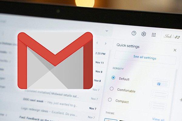 Gmail for web gets new Quick Settings menu on sidebar starts rolling out now مروری بر ۲۵ لحظه تاریخساز دنیای تکنولوژی در ۲۵ سال اخیر اخبار IT