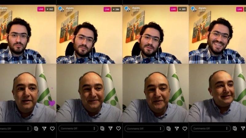 گفتگوی دیجیاتو با مدیرعامل اسنپ: حالا سوپر اپلیکیشن اسنپ ۳۰ میلیون کاربر دارد