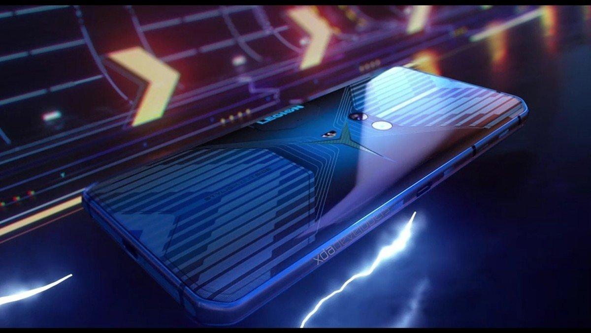افشای اطلاعاتی از گوشی گیمینگ لنوو لیجن