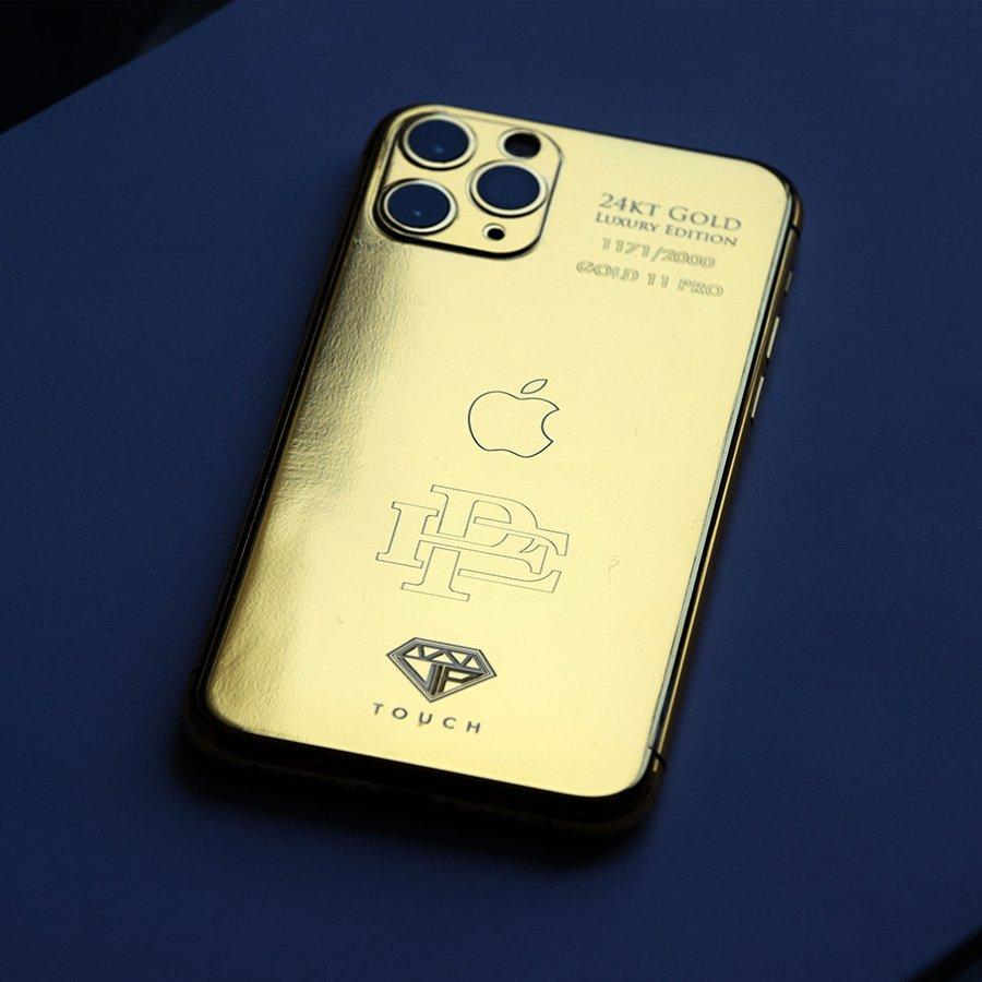 Pablo Escobar%E2%80%99s brother is trying to sell refurbished iPhone 11 Pros for 499 1 شاهکار جدید شرکت اسکوبار: فروش آیفون ۱۱ پرو تعمیری با پوشش طلا به نصف قیمت اخبار IT