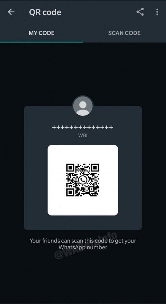 QR CODE MAIN ANDROID 768x1536 1 e1590133845250 560x1024 امکان اضافه کردن شماره به فهرست مخاطبان با اسکن کد QR در بتای جدید واتساپ اخبار IT