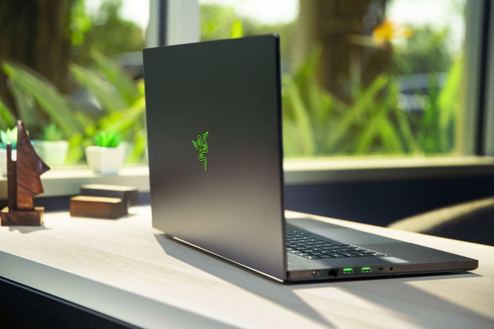 لپ تاپ ریزر بلید پرو 17 (مدل 2020) معرفی شد