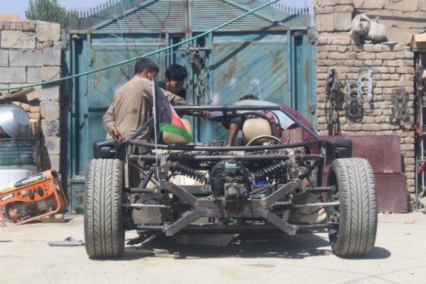 اتومبیل اسپرت افغانستان