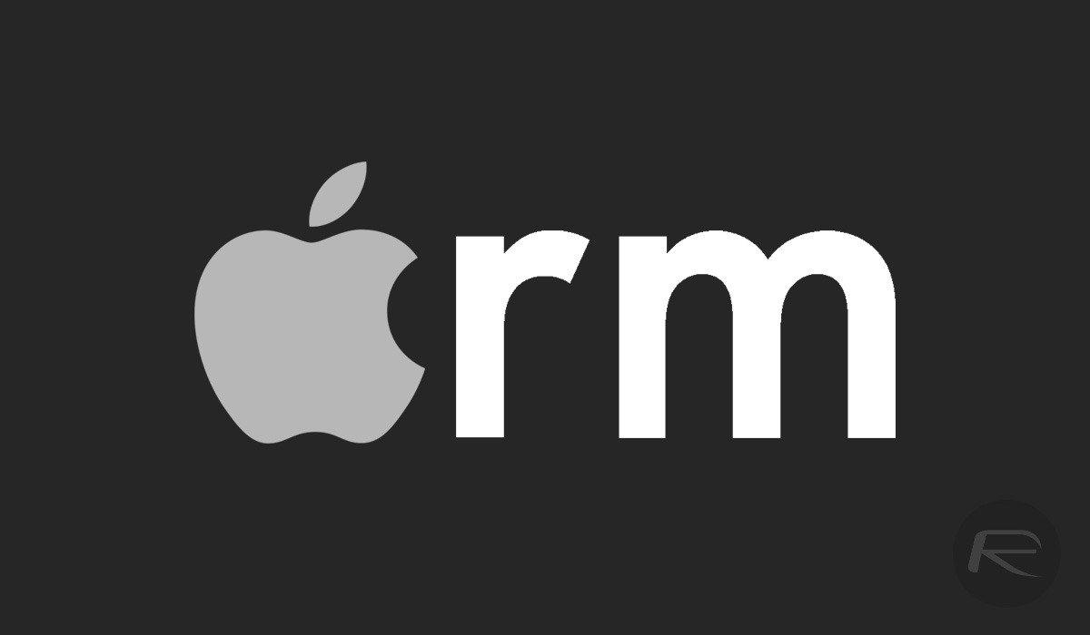 اپل و ARM