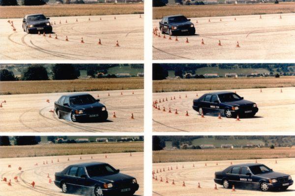 bosch esp fdr test schwieberdingen fotoserie 1995 09966 img h9005 600x400 کنترل کشش چگونه چسبندگی خودرو را افزایش می دهد؟ اخبار IT