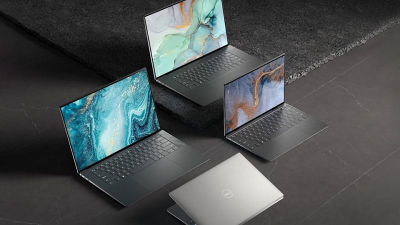 دل لپ تاپ جدید XPS 17 و نسخه به روز شده XPS 15 را رونمایی کرد