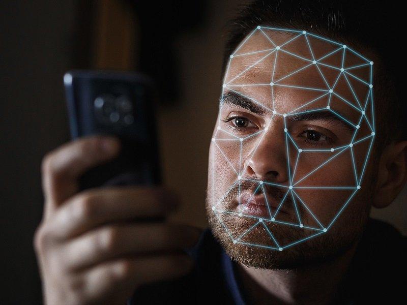 face recognition AI self large bigstock بزرگترین شکستهای دنیای تکنولوژی در سال ۲۰۲۰ اخبار IT