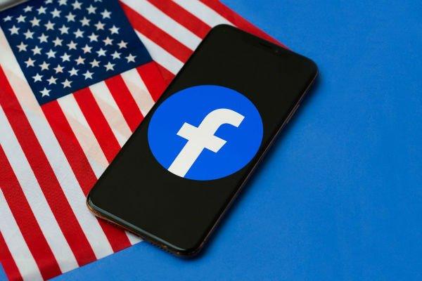 facebook american flag logo 2 w600 آیا زمان پایان انحصارطلبی و پنهانکاری گوگل، فیسبوک، آمازون و اپل رسیده؟ اخبار IT