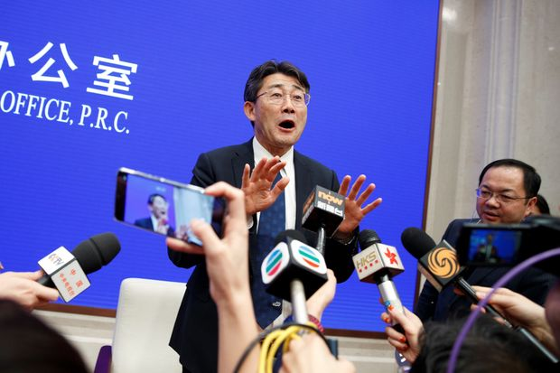 مرکز کنترل و پیشگیری از بیماری چین: بازار غذاهای دریایی ووهان منشاء کرونا ویروس نبوده است اخبار IT