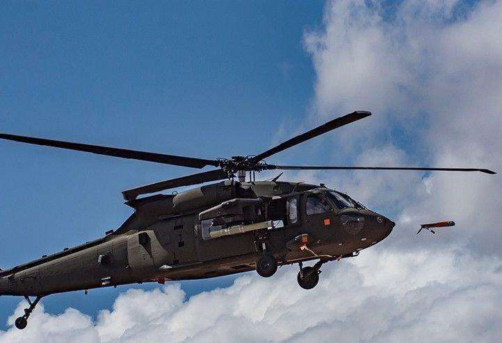 original 1590016561 پرتاب پهپاد نظامی از هلیکوپتر با موفقیت آزمایش شد اخبار IT