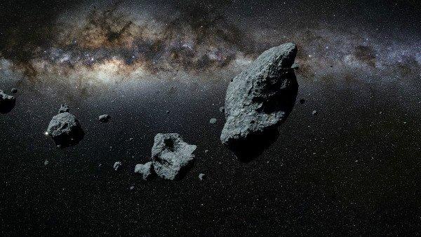 عبور سیارک 2002 NN4 از مقابل زمین