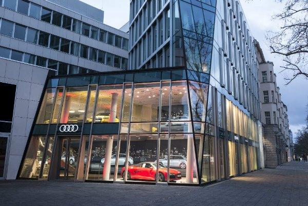 میزان فروش خودرو در آلمان