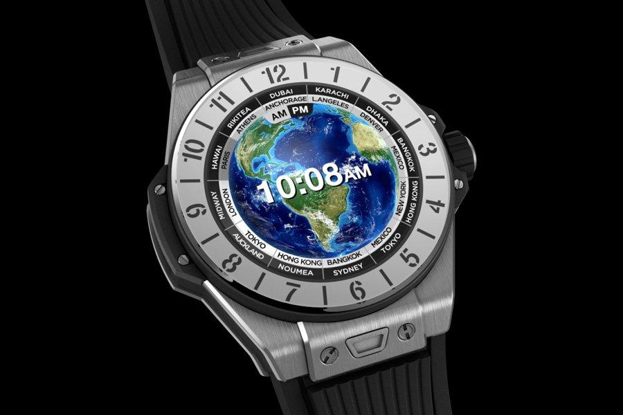 ساعت هوشمند Big Bang e رونمایی شد