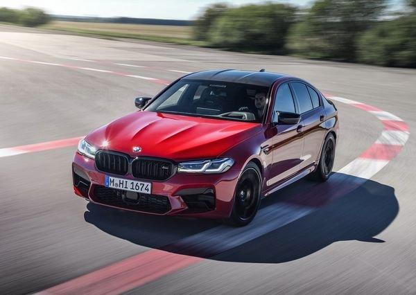 BMW M5 Competition 2021 1280 0c تنظیم دمای کابین قبل از ورود راننده؛ جدیدترین قابلیت استارت از راه دور بامو اخبار IT