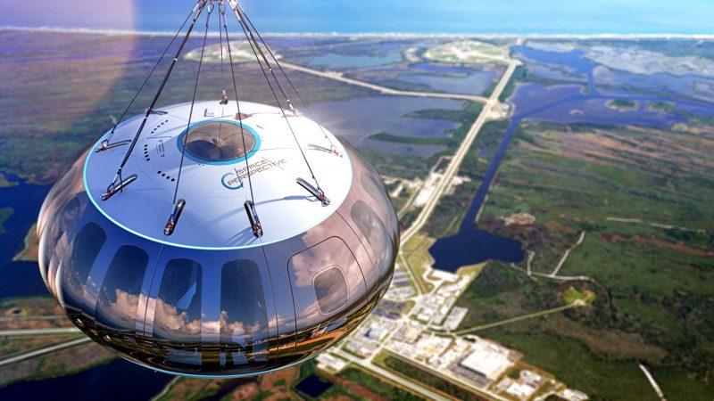 بالن Spaceship Neptune