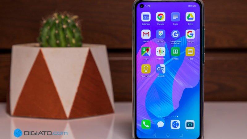 راهنمای استفاده از اپلیکیشن های گوگل روی گوشی هواوی Y7p