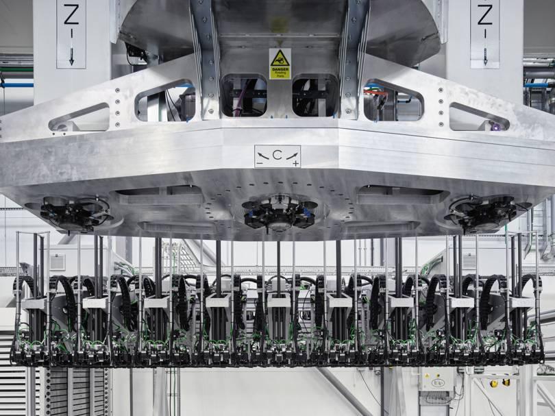 رباتهای غولپیکر
