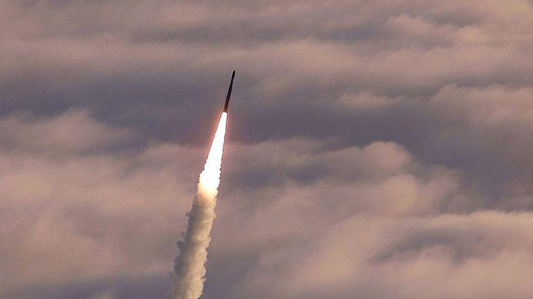 سرقت اسناد محرمانه شرکت پیمانکار موشک هستهای آمریکا