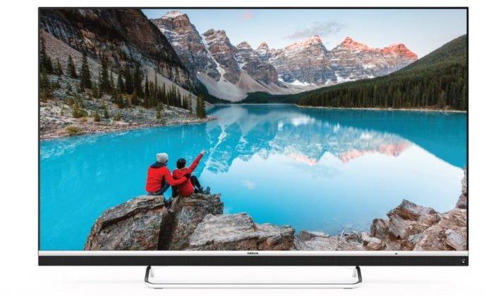 تلویزیون 43 اینچی نوکیا در هند رونمایی شد