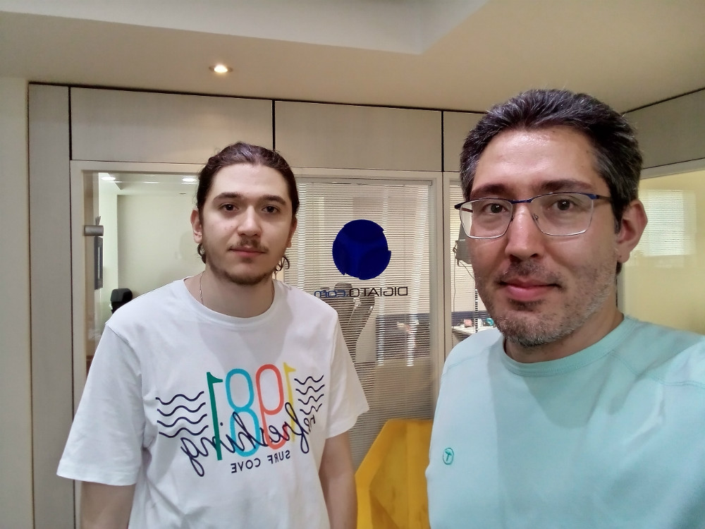 Nokia23 Cam Selfie02 بررسی دیجیاتو: گوشی نوکیا ۲.۳ ؛ خوش قیمت اما با قلبی کوچک اخبار IT