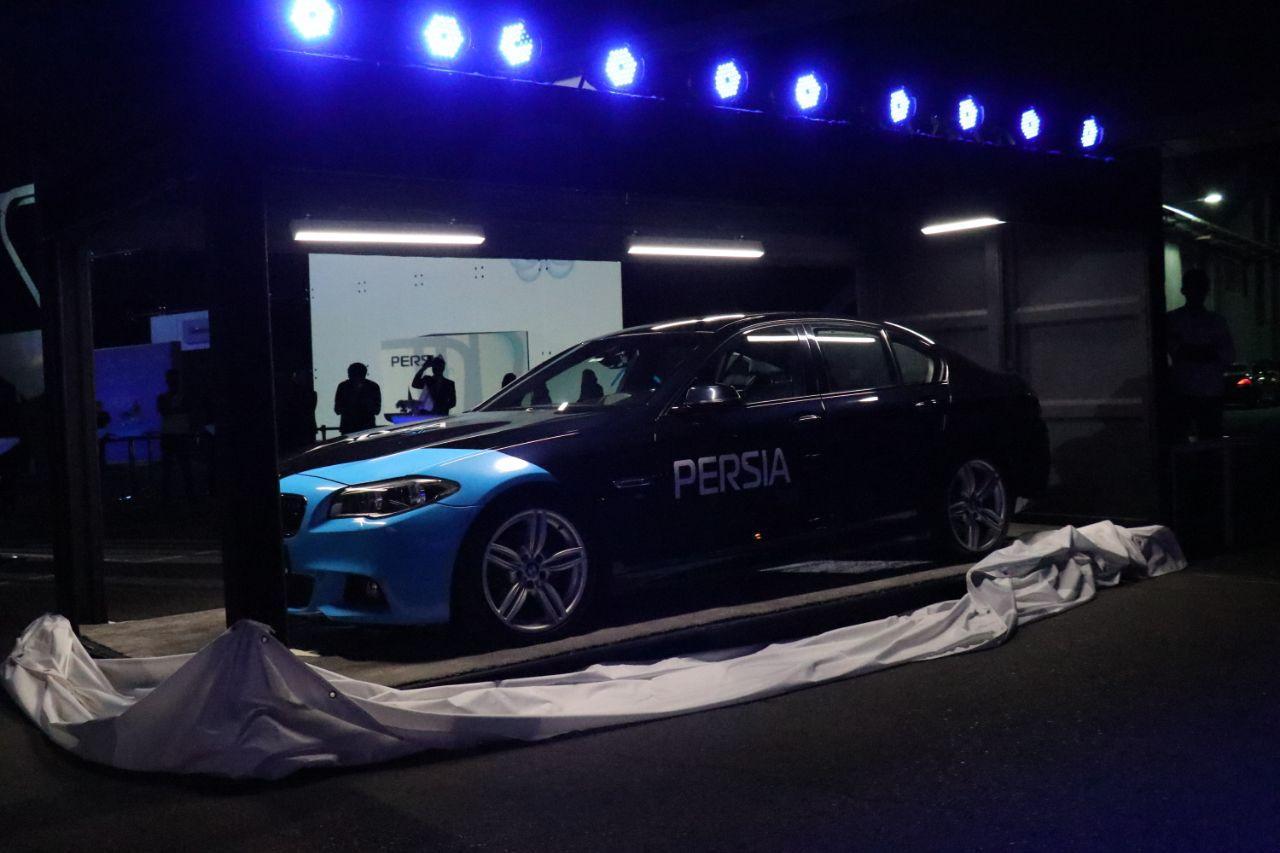 پرشیا ساین پرشیا خودرو
