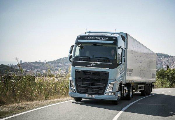 مصرف سوخت کامیونها