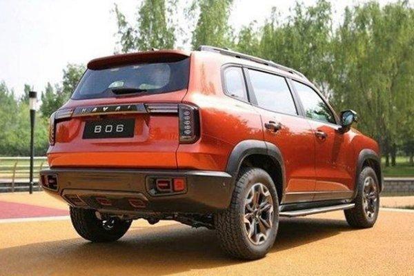 معرفی هاوال داگو خودروی آفرود چینی