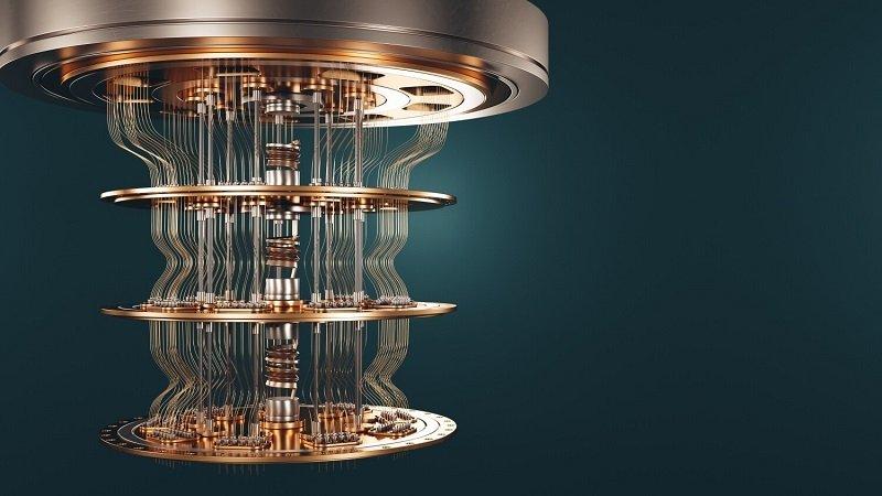 کامپیوتر کوانتومی
