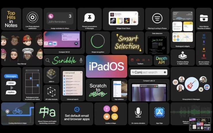 اپل با iPadOS 14 پشتیبانی از ماوس و کیبورد در بازیها را به آیپد آورد