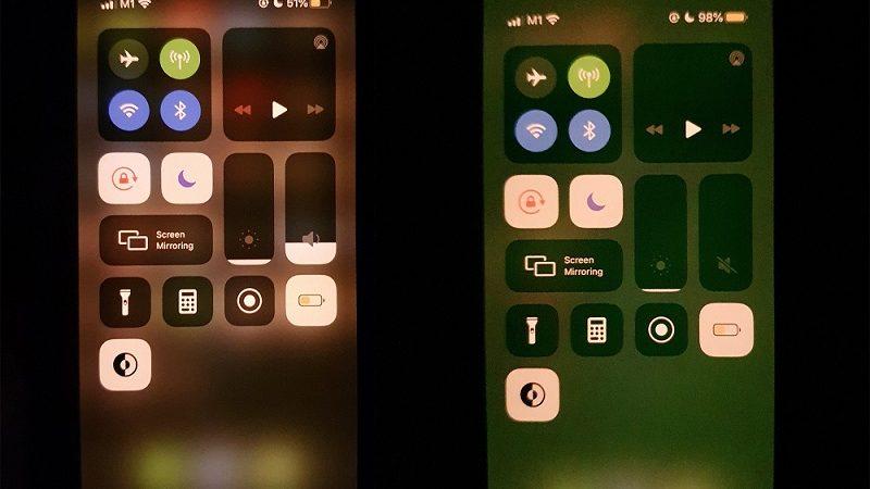 سبز شدن ناگهانی نمایشگر، مشکل جدید کاربران گوشیهای سری آیفون ۱۱