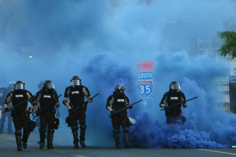 پلیس مینیاپولیس