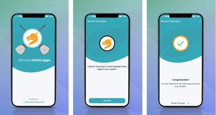 اپلیکیشن Remove China Apps از پلی استور حذف شد