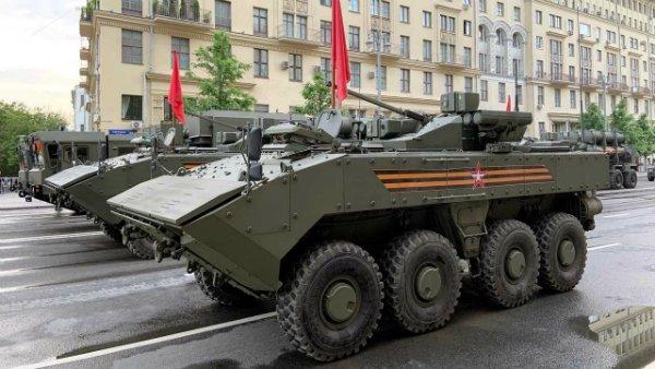 جنگافزارهای خاص ارتش روسیه