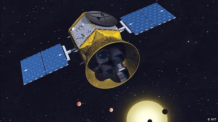 تلسکوپ TESS