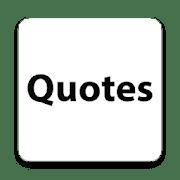 Quotes Widget