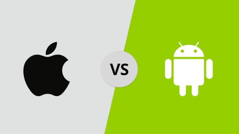اندروید بهتر است یا iOS؟ [تماشا کنید]