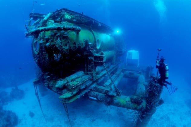Aquarius رونمایی از طرح اولیه بزرگترین آزمایشگاه زیردریایی دنیا با مساحت ۳۷۱ متر مربع اخبار IT