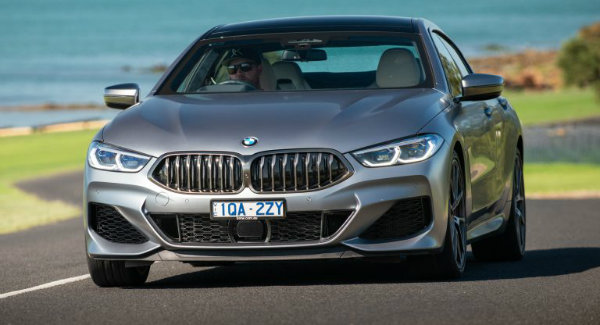 BMW 8 Series Gran Coupe 768x416 تنظیم دمای کابین قبل از ورود راننده؛ جدیدترین قابلیت استارت از راه دور بامو اخبار IT