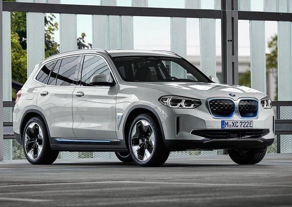 BMW iX3 2021 9 رشد بیسابقه فروش خودروهای الکتریکی در بازارهای غربی اخبار IT