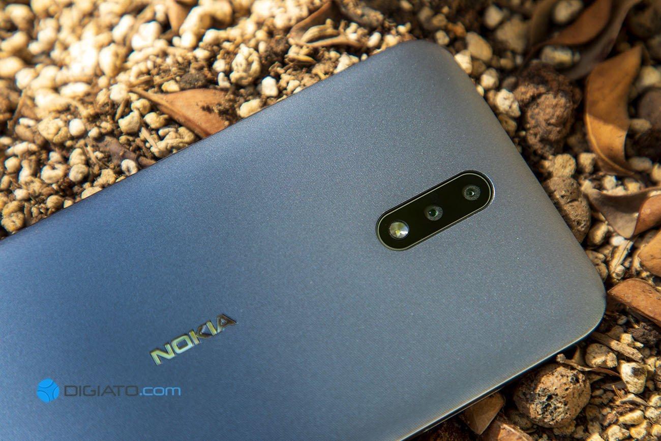 Digipic Nokia2.3 03 بررسی دیجیاتو: گوشی نوکیا ۲.۳ ؛ خوش قیمت اما با قلبی کوچک اخبار IT