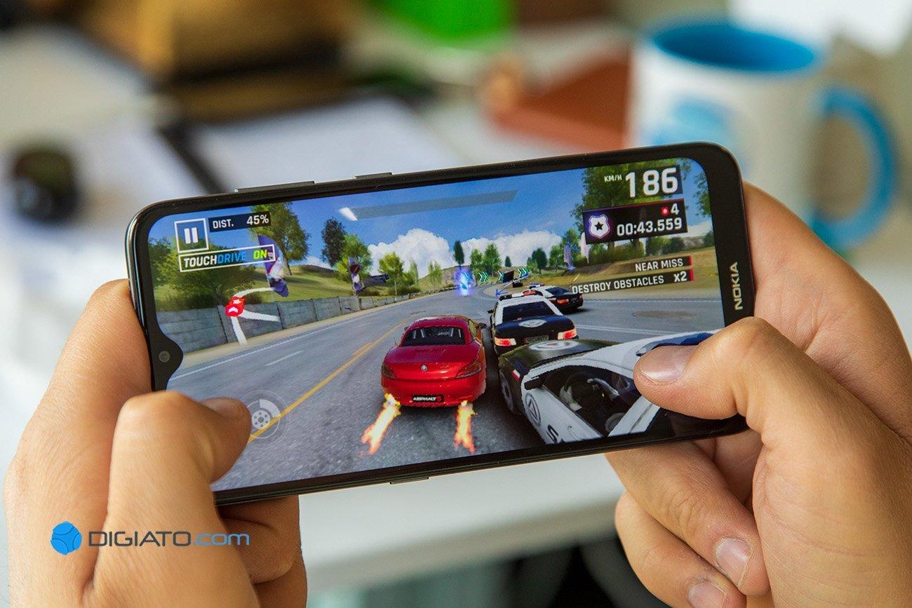 Digipic Nokia2.3 07 بررسی دیجیاتو: گوشی نوکیا ۲.۳ ؛ خوش قیمت اما با قلبی کوچک اخبار IT